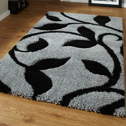 Modern Shaggy Rugs For Bedroom
