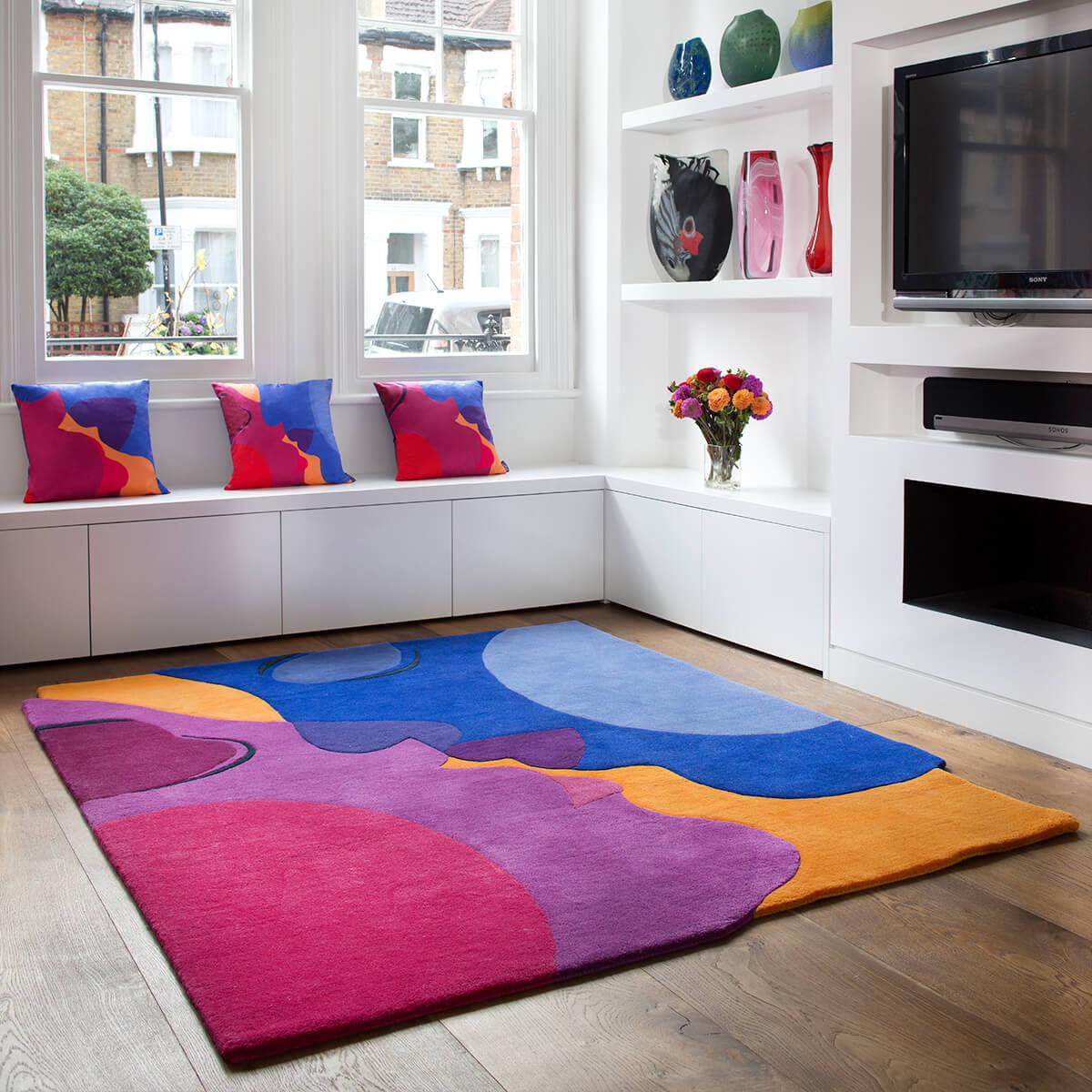 Best modern rugs Dubai, UAE