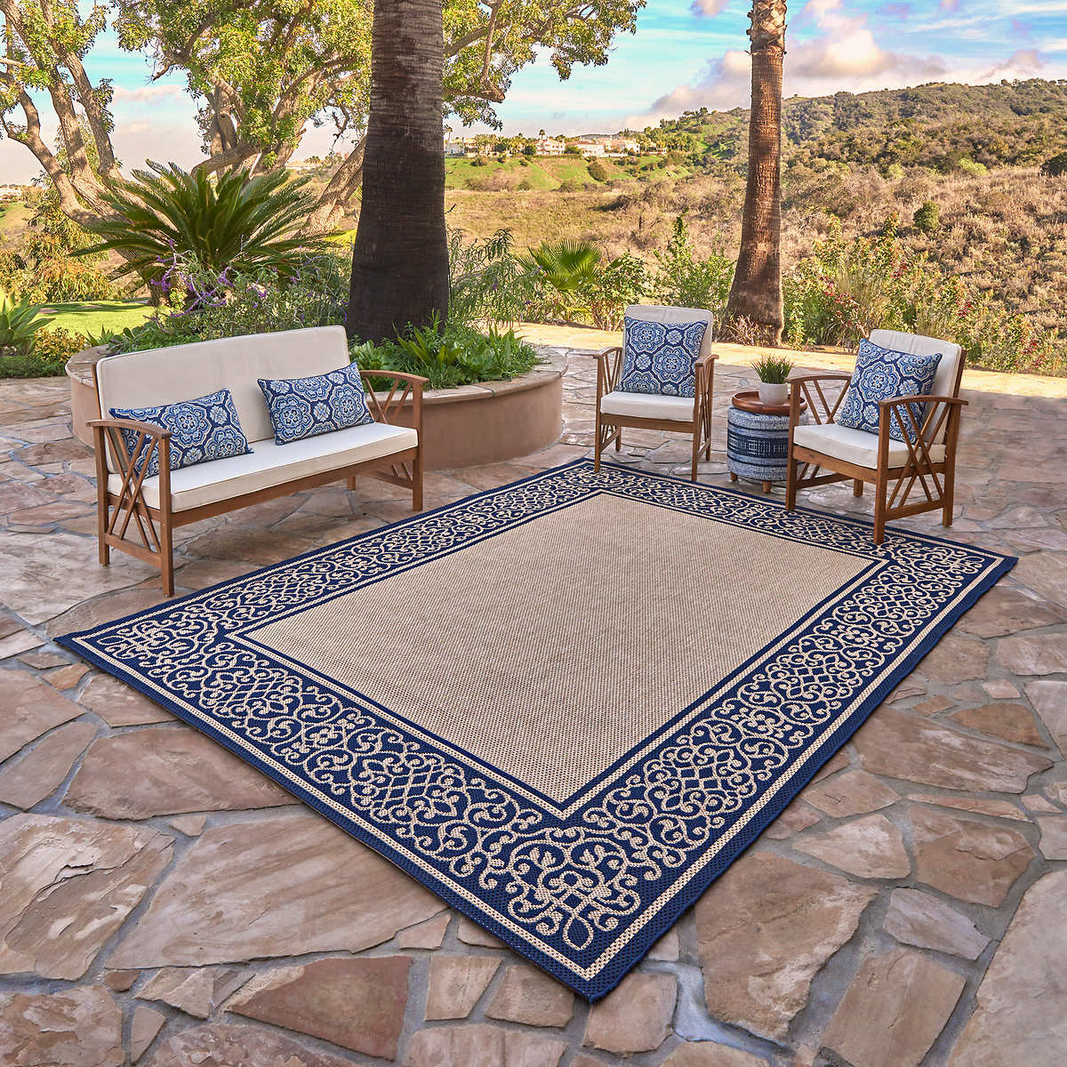 Outdoor Rugs Gallery - rugdubai.com